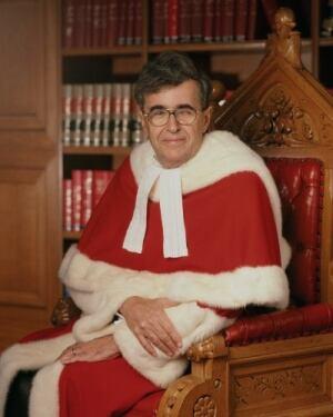 Justice Louis LeBel