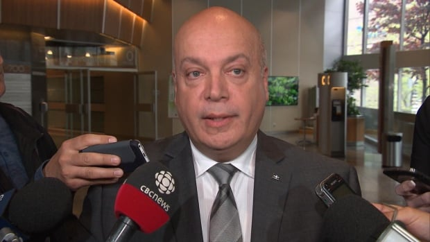 Quebec Transport Minister Robert Poeti says he has until June to decide what kind of public transit system to implement on the new Champlain Bridge.