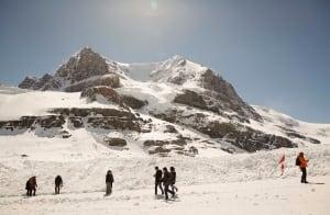Receding Glaciers 20140525