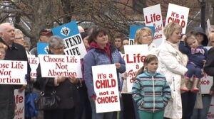 P.E.I. anti-abortion rally