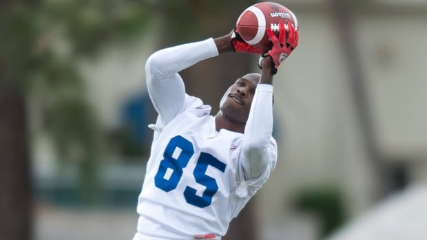 Former NFL wide receiver Chad Johnson and other CFL players hope to open 2014 training camp next Sunday as scheduled.