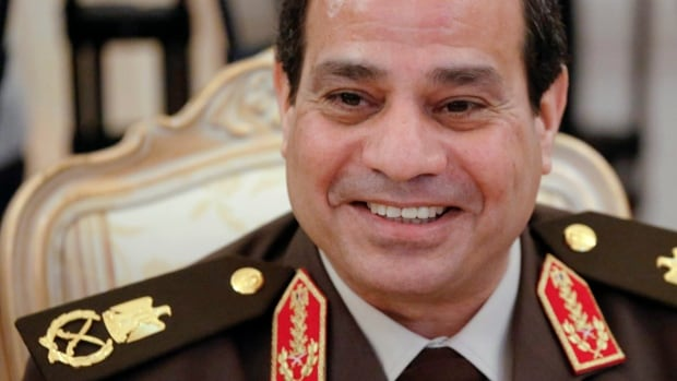 The presidency of retired military chief Field Marshal Abdel-Fattah el-Sissi follows three years of upheaval in Egypt since a popular uprising ended 30 years of rule by former air force commander Hosni Mubarak.