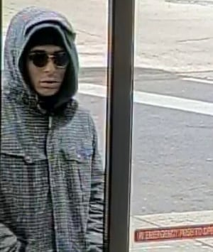 New image of so-called 'Mummy Bandit' bank robbery suspect