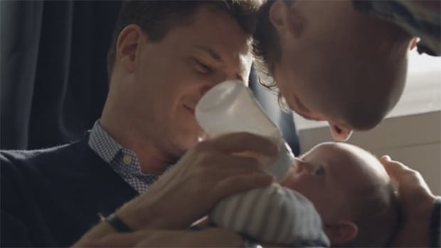 A Honey Maid ad showing same-sex parents and multiracial couples generated a lot of backlash.