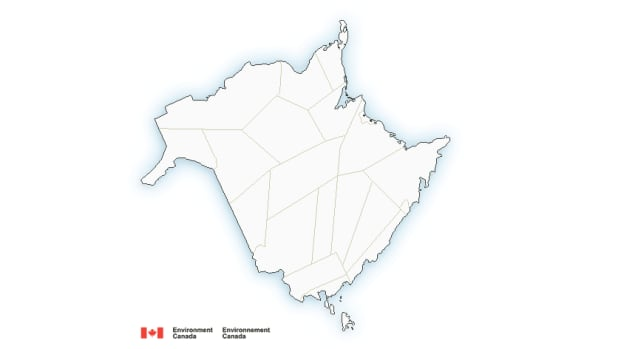 Environment Canada has cleared all New Brunswick weather alerts for Monday evening.