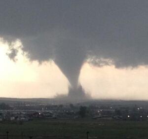 Watford City tornado