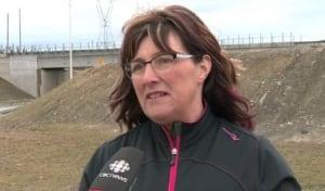 Labrador City Mayor Karen Oldford