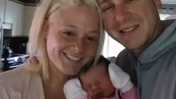 Victoria's mother, Mélissa McMahon, praised the Facebook users who helped her day-old baby hours after the abduction.