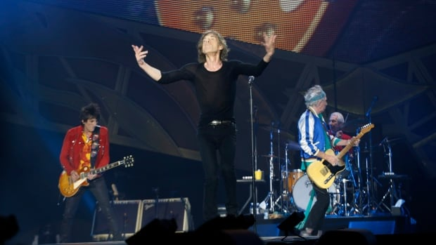Fans and critics in Oslo praised the Rolling Stones -- (from left) Ron Wood, Mick Jagger, Keith Richards and Charlie Watts -- for a high-energy return to the band's world tour.