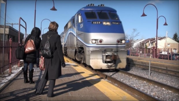 One of the AMT's plans to improve access to the West Island is to boost its existing train service and add more lines.