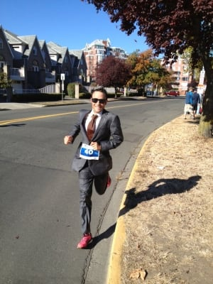 Calgary lawyer Adam Campbell