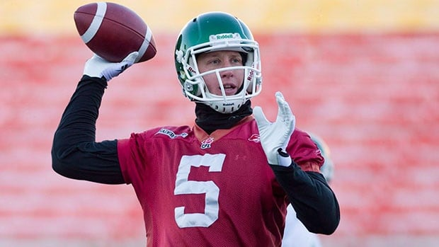 A lot of playing jobs may be up for grabs this year for the Winnipeg Blue Bombers but one has already been filled - starting quarterback - by former Saskatchewan Roughriders backup Drew Willy.