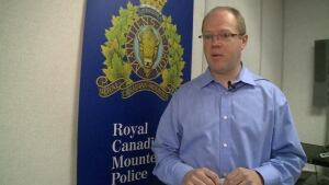 RCMP Sgt. Roger Flynn