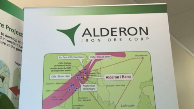 On Tuesday, the provincial government and Alderon Iron Ore Corp. announced they'd reached a benefits agreement on the $12-billion Kami project in western Labrador.