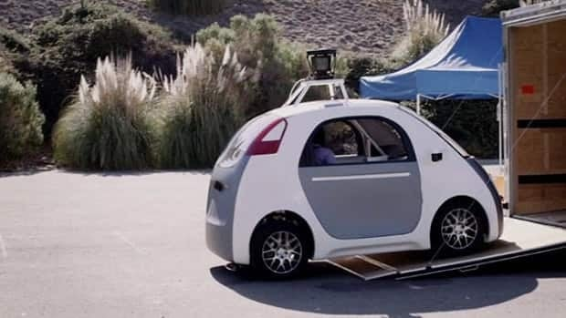 Meet Google's self-driving prototype car
