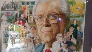 Knowlton Nash portrait