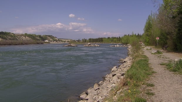 In the last decade, three people have drowned in a part of the Yukon River in Whitehorse known as the intake. One paddler who lives in the area says removing an old city intake pipe from the area could make a difference.