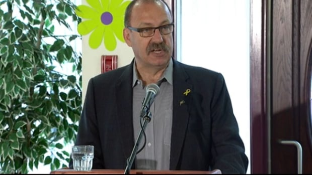 Ric McIver officially became a candidate for the Progressive Conservative Party on Monday. He launched his campaign officially on Wednesday in Edmonton.