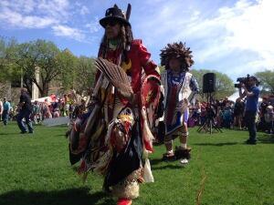 U of S powwow
