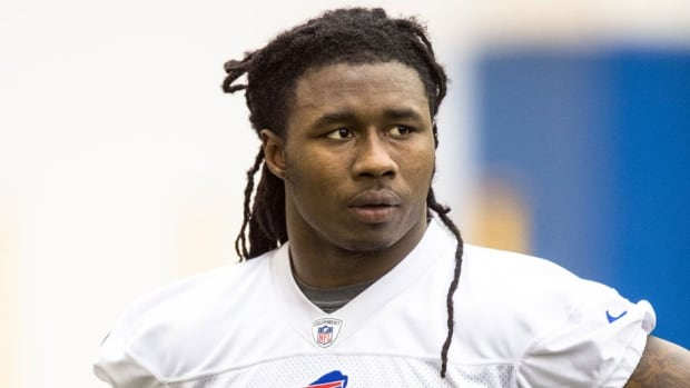 First-round pick Sammy Watkins is known for his explosive playmaking abilities and his speed and good hands. The six-foot-one receiver signed a rookie contract on Wednesday.