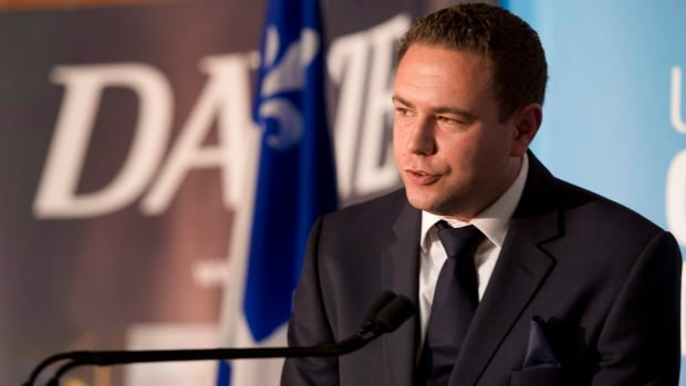 Alex Vicefield, CEO of Inocea, says Quebec's Davie shipyard is offering to take over one of the federal government's much-delayed signature projects — a new polar icebreaker dubbed the Diefenbaker by Prime Minister Stephen Harper.
