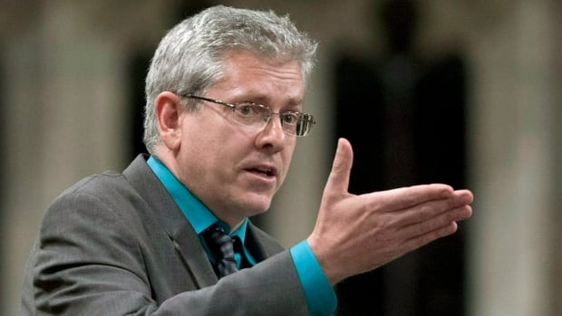 NDP MP Charlie Angus's non-binding motion calls on the government to work with the provinces and territories to ensure access to 'high-quality, home-based and hospice palliative care.'