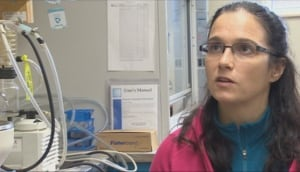 Melissa Lafrenière Apex River Nunavut 2014