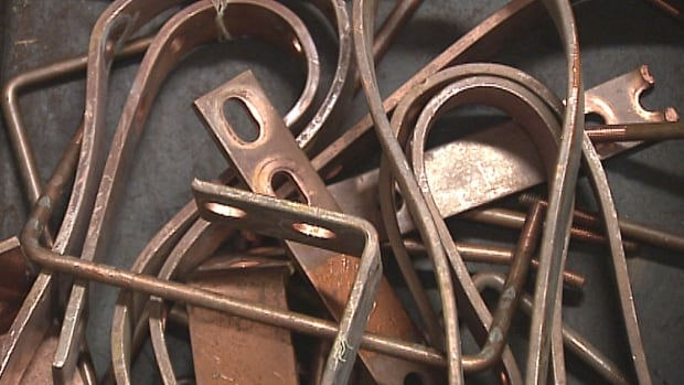 Copper theft yields only a small amount of money for the thief, but can leave a lot of damage in its wake.