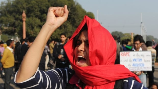 Protests against sexual violence have increased in India since the 2012 gang rape and murder of a student on a Delhi bus.