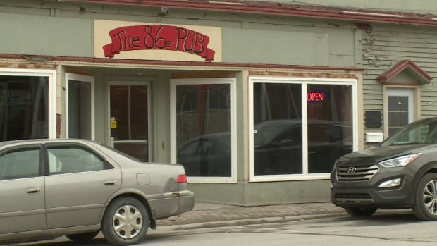 Barbara Hurley, 82, was mugged on her way home from The 86er Pub in Corner Brook in April. She was attacked while heading home on her birthday.