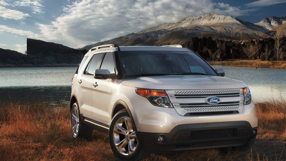 ford recalls 1 1 million suvs over power steering business cbc news. Cars Review. Best American Auto & Cars Review