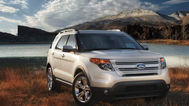 The 2013 Ford Explorer has been recalled because of power steering issues, with models back to 2011 also recalled.