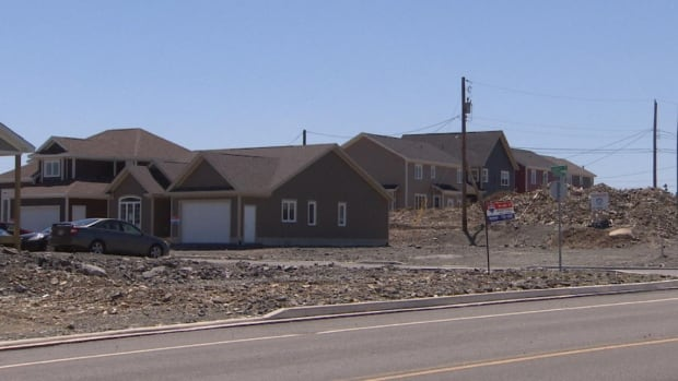 Craig Rowe says new construction is still going on in the Stavanger Drive area, and the homeowners have all agreed not to build apartments, so an apartment building shouldn't be allowed in the area.