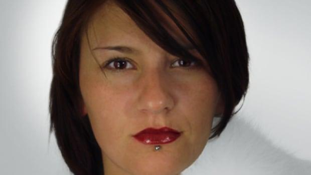 """GANG MEMBER"" Cyborg Hybrid Niki (visual artist, performance artist & videographer), 2006, digital print"