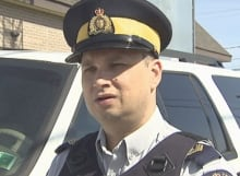 RCMP Sgt. Dwayne Loppie