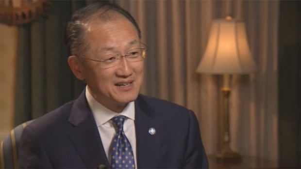 Jim Yong Kim, president of the World Bank, revamped the bank's processes earlier this year to more tightly focus on the need to reduce extreme poverty. He says he once protested against the bank's interventionist policies.