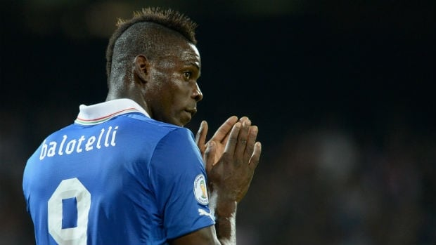 Mario Balotelli is one of the stars to watch heading into the World Cup.