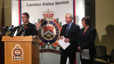 London police update public on child abuse case