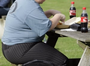Britain Fat World