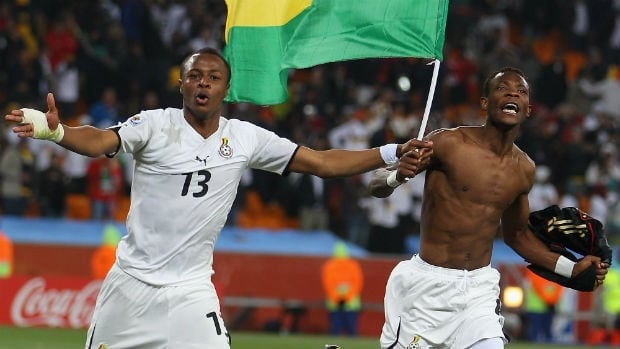 If Ghana is to achieve its aspirations of a semifinal berth, it'll have to survive the Group G trial by fire.