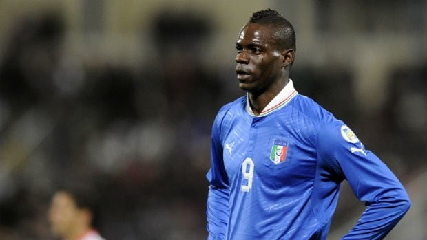 Italian superstar Mario Balotelli will likely be at the centre of whatever Italy does in Brazil.