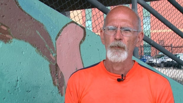 Bill is one of the artists working on giving new life to the area under the Fifth Avenue flyover.