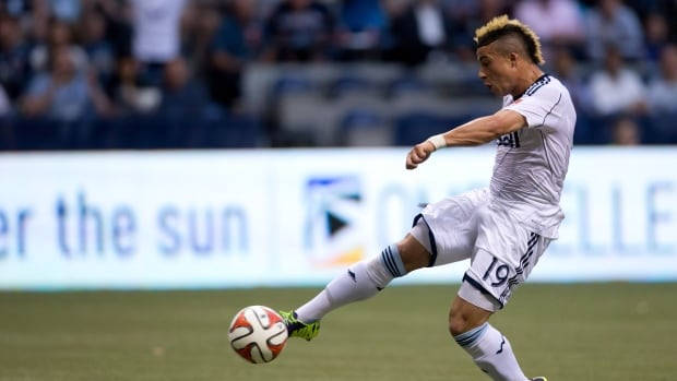 Vancouver Whitecaps striker Erik Hurtado has found the mark twice in eight MLS contests this season.