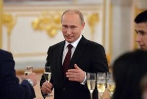 Russia Putin Hockey Worlds