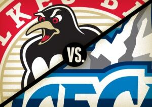 icecaps vs penguins
