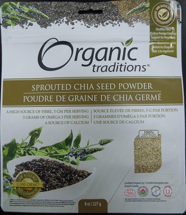 Organic Traditions chia