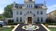 government house, open doors winnipeg