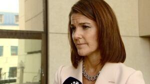 Suzanne Polkosnik, Legal Aid Alberta president