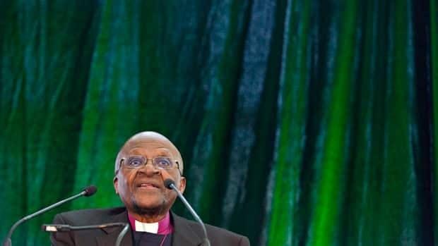 Desmond Tutu blasts oilsands