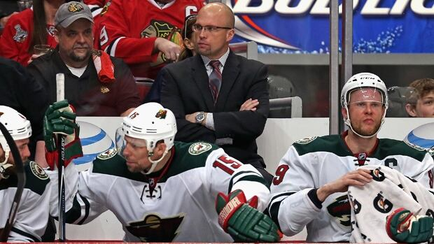 Wild head coach Mike Yeo guided the team to a post-season series win over the Avalanche before bowing to the Blackhawks.